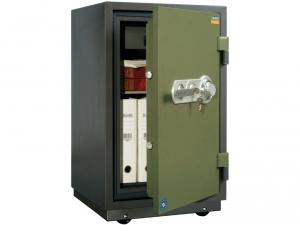 Огнестойкий сейф VALBERG FRS-80.T-CL купить на выгодных условиях в Хабаровске