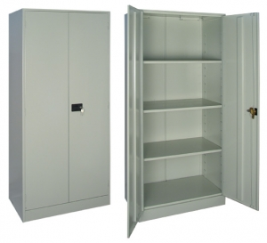 Шкаф металлический архивный ШАМ - 11/400